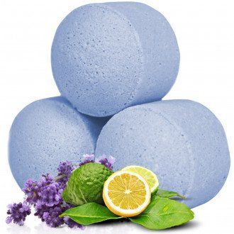 5 Pack Of Bergamot & Lavender Chill Pills
