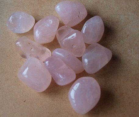 Rose Quartz Large Tumblestone