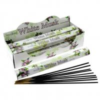 White Musk Premium Incense