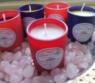 9cl Amber & Patchouli Candle