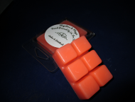 Amber & Patchouli 6 Square Wax Melts