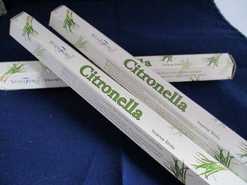 Citronella Hexagonal Incense