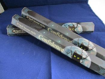Confidence Hexagonal Incense
