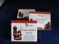 Palo Santo Back Flow Incense Cones