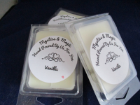 Vanilla 6 Square Wax Melts