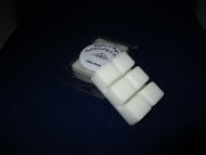 White Patchouli 6 Square Wax Melts